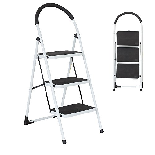 Best Lightweight 3 Step Stool June 2018 Update Metellinum