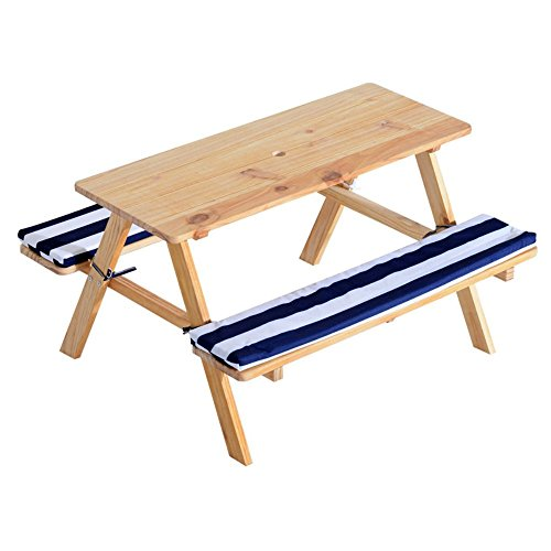 Best Wooden Picnic Benches For Sale July 2018 Update